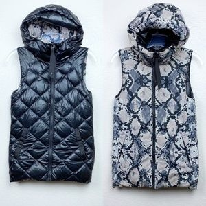 Lululemon Athletica The Fluffiest Vest Reversible
